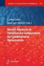 Recent Advances in Evolutionary Computation for Combinatorial Optimization