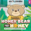 Honey Bear Hides The Honey PDF