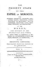 The Present State of the Empire of Morocco
