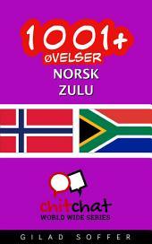 1001+ øvelser norsk - Zulu