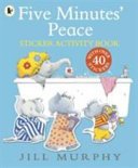 Five Minutes' Peace Sticker Activity Book