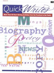 Quick Writes Grades 6 8 Book PDF
