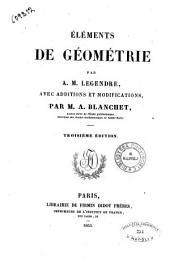 Eléments de géométrie par A.M. Legendre