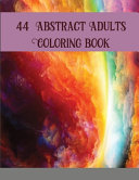 44 Abstract Adults Coloring Book
