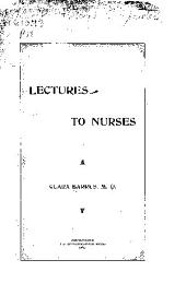 Lectures to Nurses