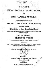 New Pocket Road Book of England and Wales, ...