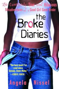 The Broke Diaries Book
