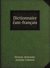 Dictionnaire ?am-fran?ais