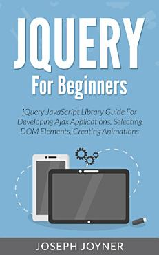 jQuery For Beginners PDF