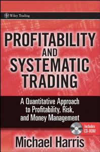 Profitability and Systematic Trading PDF