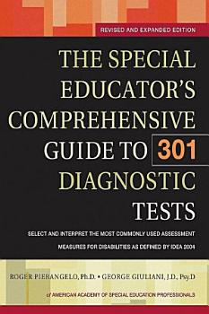 The Special Educator s Comprehensive Guide to 301 Diagnostic Tests PDF