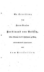 August Klingemann's dramatische Werke: Band 1