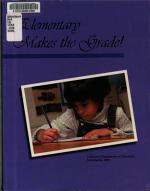 Elementary Makes the Grade  PDF