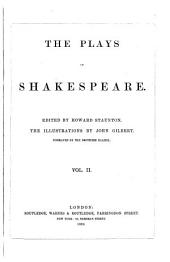 The Plays of Shakespeare with the Poems: Volume 2