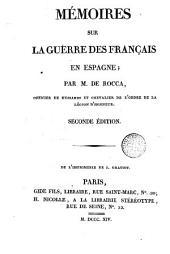 Mémoires sur la guerre des Français en Espagne