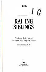 The Everything Parent's Guide To Raising Siblings