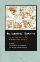 Transnational Networks PDF