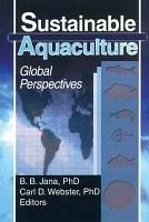 Sustainable Aquaculture PDF