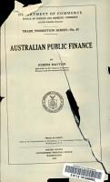 Australian Public Finance PDF
