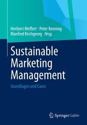 Sustainable Marketing Management PDF