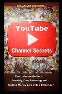 Youtube Channel Secrets PDF