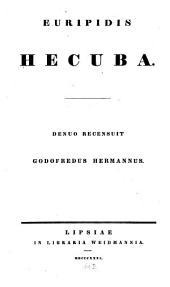 Tragoediae: Hecuba, Τόμος 1,Τεύχος 1