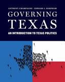 Governing Texas PDF