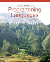 Concepts of Programming Languages: Edition 10