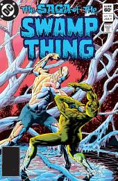 The Saga of the Swamp Thing (1982-) #15