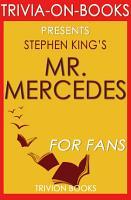 Mr  Mercedes  A Novel by Stephen King  Trivia On Books  PDF