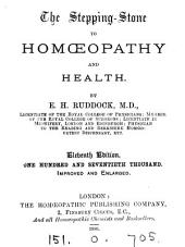 The Stepping-stone to Homœopathy and Health
