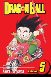 Dragon Ball, Vol. 5: The Red Ribbon Army