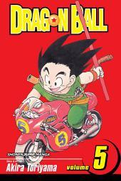 Dragon Ball, Vol. 5 (SJ Edition): The Red Ribbon Army