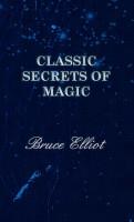 Classic Secrets of Magic PDF
