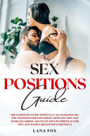 Sex Positions Guide PDF