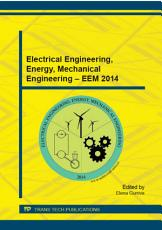 Electrical Engineering, Energy, Mechanical Engineering – EEM 2014