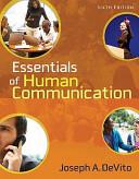 Essentials of Human Communication   Mycommunicationlab   E book Student Access PDF