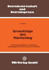 Grundzüge des Marketing: Ausgabe 3