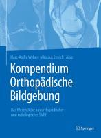 Kompendium Orthop  dische Bildgebung PDF