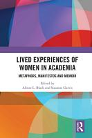 Lived Experiences of Women in Academia PDF