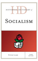 Historical Dictionary of Socialism PDF