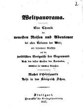 Reise in das Königreich Schoa im mittäglichen Abyssinien während der Jahre 1842, 1843 und 1844