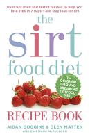 The Sirtfood Diet Recipe Book PDF