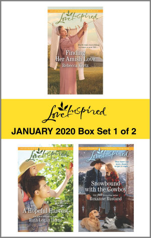Harlequin Love Inspired January 2020   Box Set 1 of 2