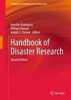 Handbook of Disaster Research PDF