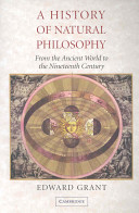 A History of Natural Philosophy PDF