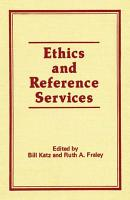 Ethics and Reference Services PDF