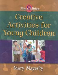 Creative Activities For Young Children Book PDF