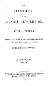 The History of the French Revolution: Volume 2
