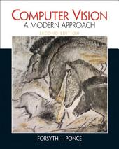 Computer Vision: A Modern Approach, Edition 2